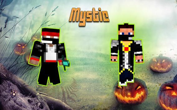 Halloween Skins Minecraft PE APK Download - Free Tools APP for ...