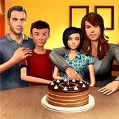 Virtual Family Mommy Simulator icon