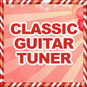 Classic Guitar Tuner Help 아이콘