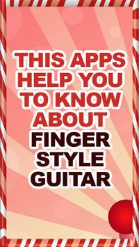 Fingerstyle Guitar Tabs Help Affiche