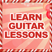 Learn Guitar Lessons Help icon