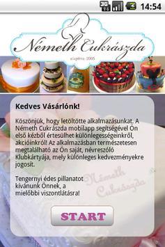Németh Cukrászda poster