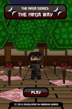 Ninja: The Ninja Way poster
