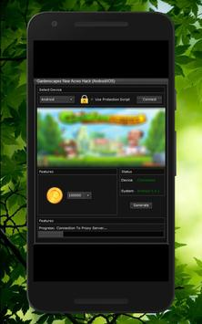 Ultimate Cheats For Gardenscapes prank screenshot 1