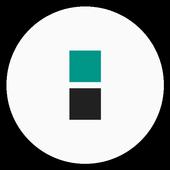 Sticky + icon