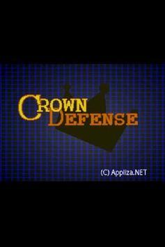 CROWN DEFENSE poster
