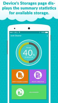 Junk Cleaner Scan Amp Delete Large Files For Android Apk
