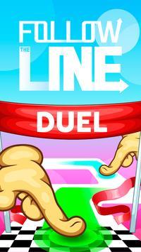 Follow the Line Duel 2D Deluxe screenshot 6