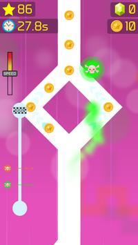 Follow the Line Duel 2D Deluxe screenshot 9