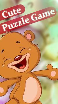 Toy Blast Kingdom - Teddy Bear poster