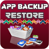 Application Backup & Restore icon