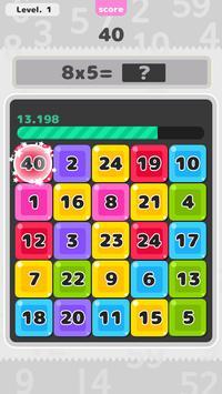 Multiplication Pop apk screenshot