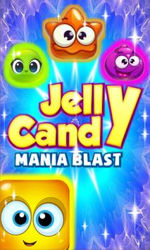 Candy Jelly Mania Legend 2017 poster