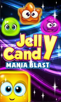 Candy Jelly Mania Legend 2017 apk screenshot