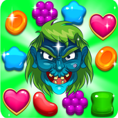 Candy Witch Halloween Legend icon