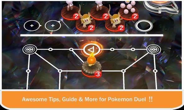 TIPS Pokemon Duel apk screenshot