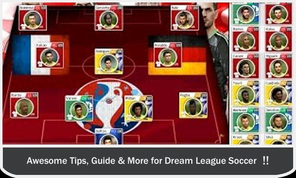 Trick Dream League Soccer 2017 apk screenshot