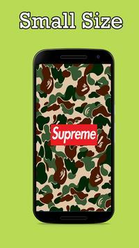 Bape And Supreme Wallpapers screenshot 3