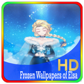 Frozen Wallpapers of Elsa icon