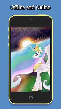 Princess Celestia Wallpaper screenshot 4