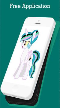 Princess Celestia Wallpaper poster