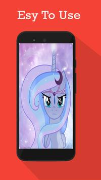 Princess Celestia Wallpaper screenshot 1