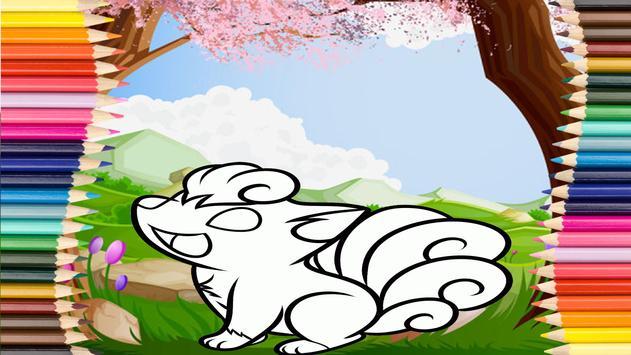 Coloring Chibi screenshot 1
