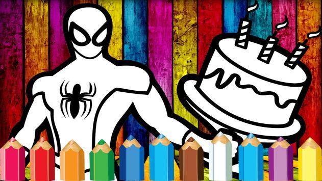 Coloring Lego Venom screenshot 4