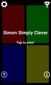 Simon Simply Clever poster