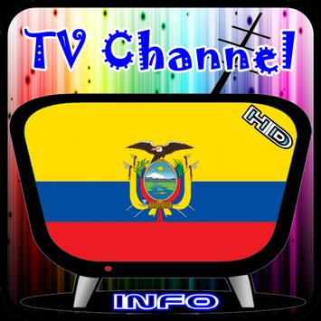 Info TV Channel Ecuador HD apk screenshot