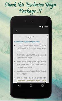 Daily Yoga Poses Guide screenshot 2
