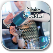 How To Make Cocktail icon