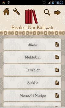Risale-i Nur apk screenshot