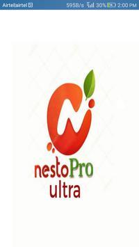 nestoPro Ultra poster
