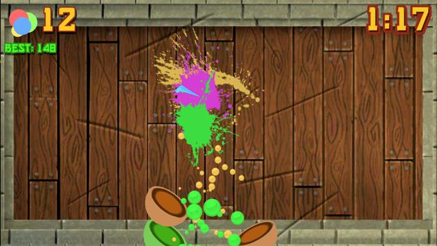 Cutting Ball Fun apk screenshot