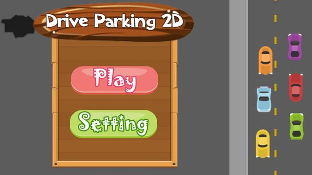 Drive Parking 2D poster