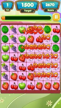 Fruity Match 3D apk screenshot
