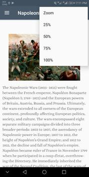 Napoleonic Wars -History screenshot 3