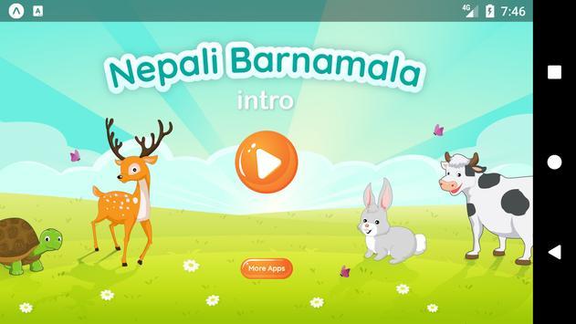 Nepali Barnamala Intro poster