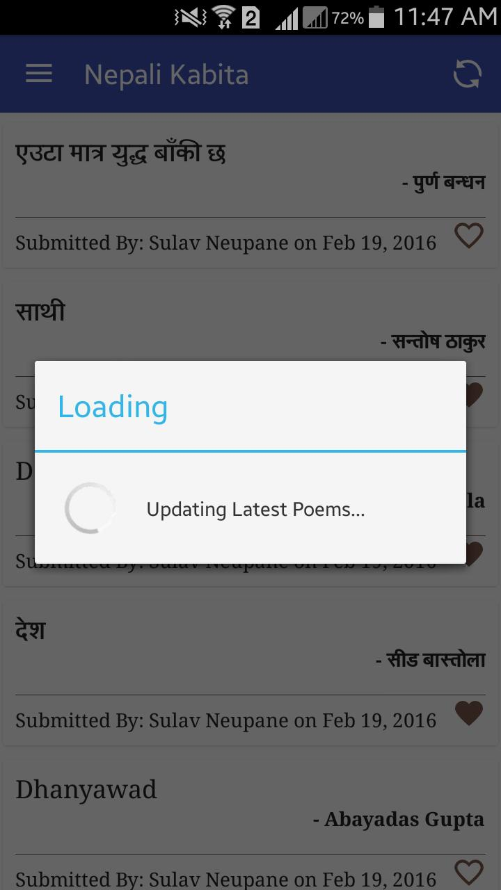 Nepali Kabita (Poems) for Android - APK Download