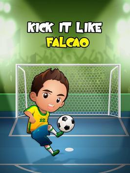 Kick it like Falcao apk screenshot