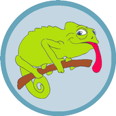 My Crazy Chameleon icon