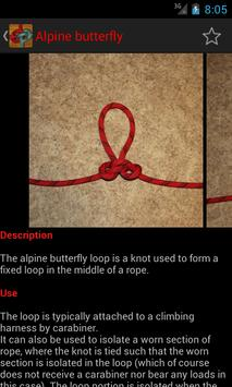 Useful Knots - Tying Guide apk screenshot