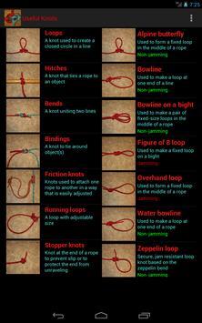 Useful Knots screenshot 6