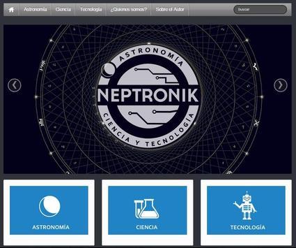 Neptronik apk screenshot