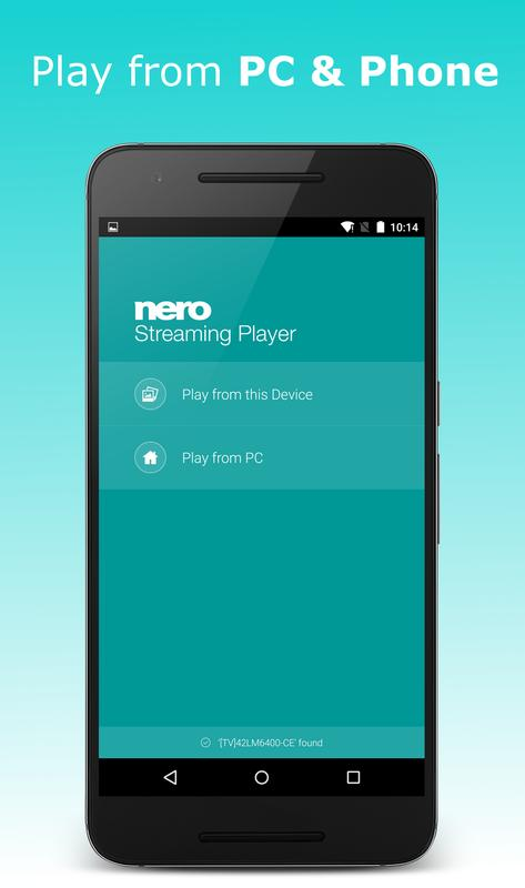 how to play videos from phone to tv