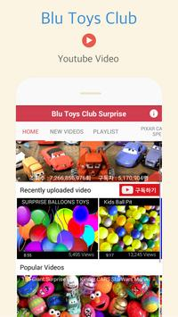 Blu Toys Club Surprise Youtube poster