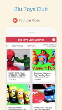 Blu Toys Club Surprise Youtube apk screenshot