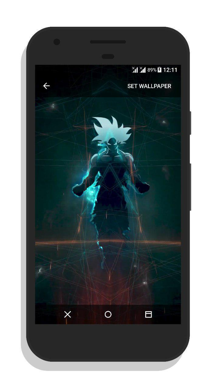 Goku Live Wallpaper For Android Apk Download