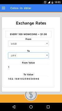 Invitation Vip Money WowApp apk screenshot